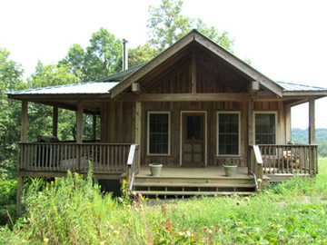 Cabin in Floyd Virginia